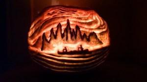 Pumpkin Carving Alumni
