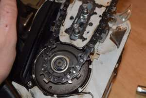 STHIL Chainsaw Clutch and Flywheel
