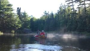 Fog On the Water BWCA