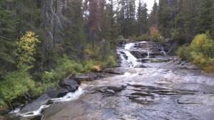 Montana Water Fall