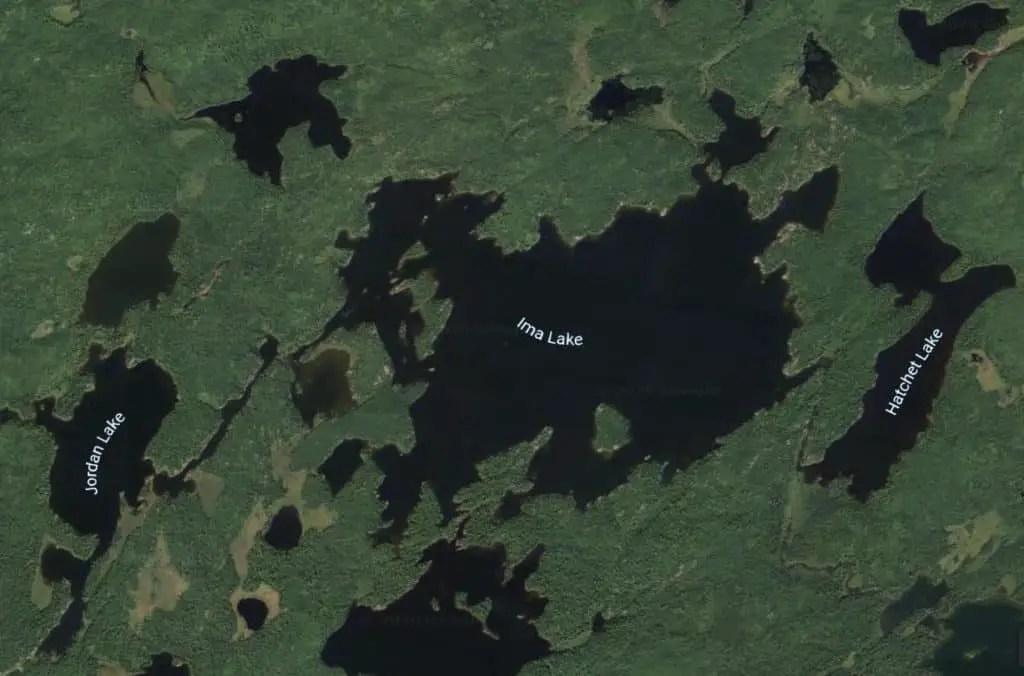 Ima Lake - Boundary Waters Training