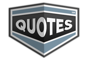 Permalink to: Competitor Quotes