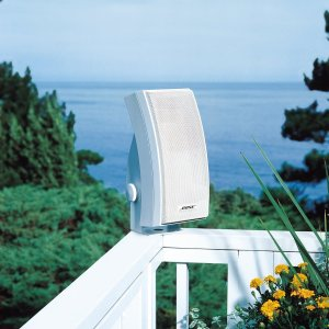 bose outdoor speakers. ideal for outdoor use. the bose 251 environmental speakers