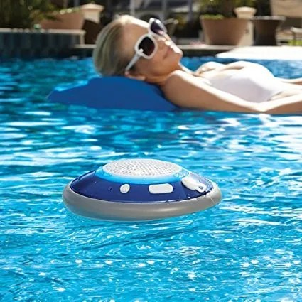 best floating pool speaker