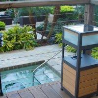 solar powered outdoor speakers
