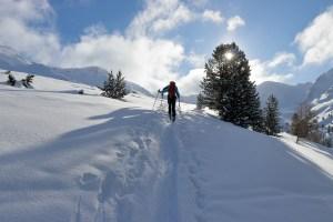 skitouren gehen