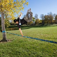 beginner slackline tricks