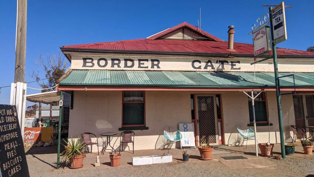 The Border Gate Cafe cottage