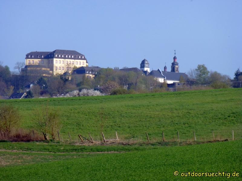 Hachenburg ist wieder in Sicht