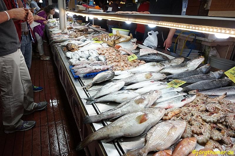 Fischmarkt Fethiye