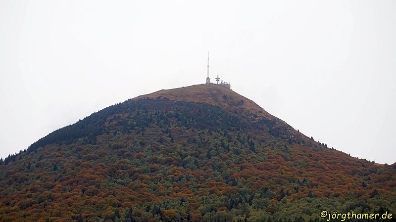 Der Puy de Dôme