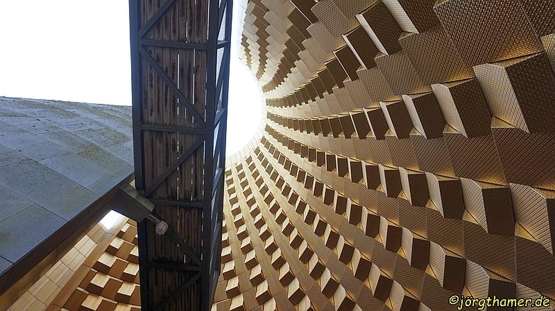 Imposante Architektur