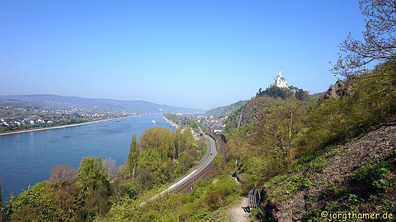 Marksburg am Rhein