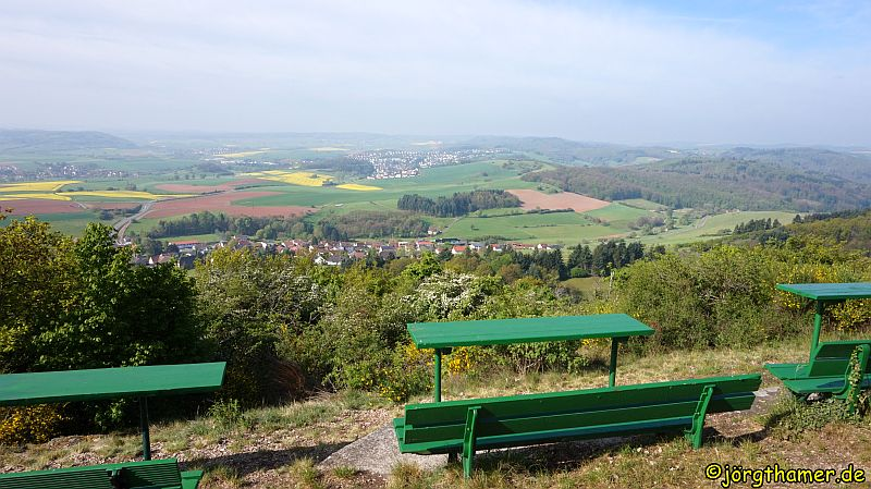 Wandermarathon Donnersberg - Kupferberghütte