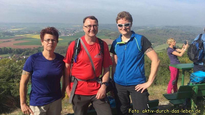 Anita, Jörg und Claudia