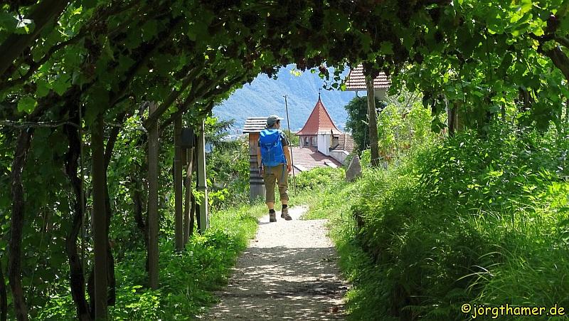 Waalwege Südtirol