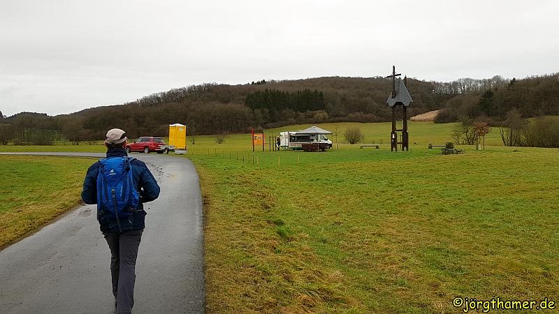 Mobiler Wander- und Erlebnistreff Eifelstopp