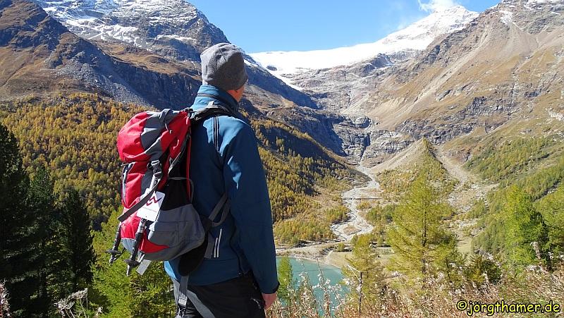 Alp Grüm - Piz Palü