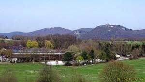 Wandern am Rodderberg - Broichhof