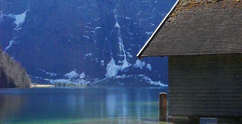 Das Wasser vom Königssee