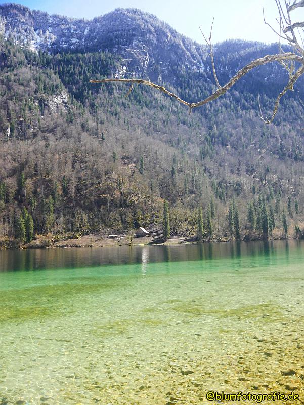 Wandern am Königssee
