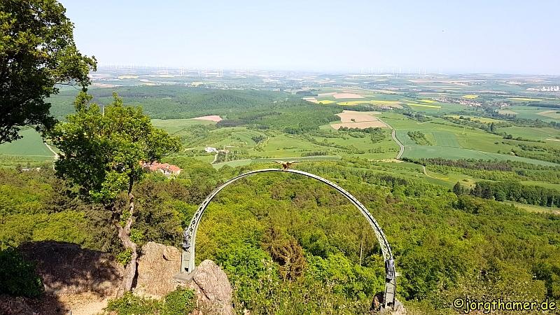 Wandermarathon Donnersberg 2020 - Adlerbogen