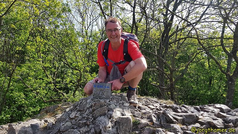 Gipfel Donnersberg