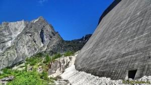 Albigna Staumauer