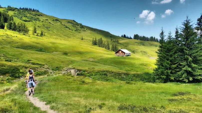 Himmelsstürmer Route Piesenkopf
