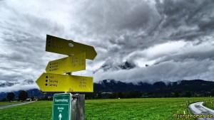 Wandern mit Eurohike - Schlechtwettervariante