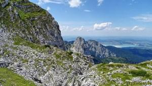 Wandertrilogie Allgäu - Hochplattentour
