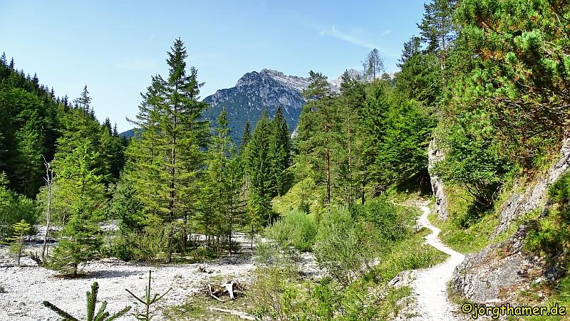Wandern in den Kitzbüheler Alpen - Grieselbach