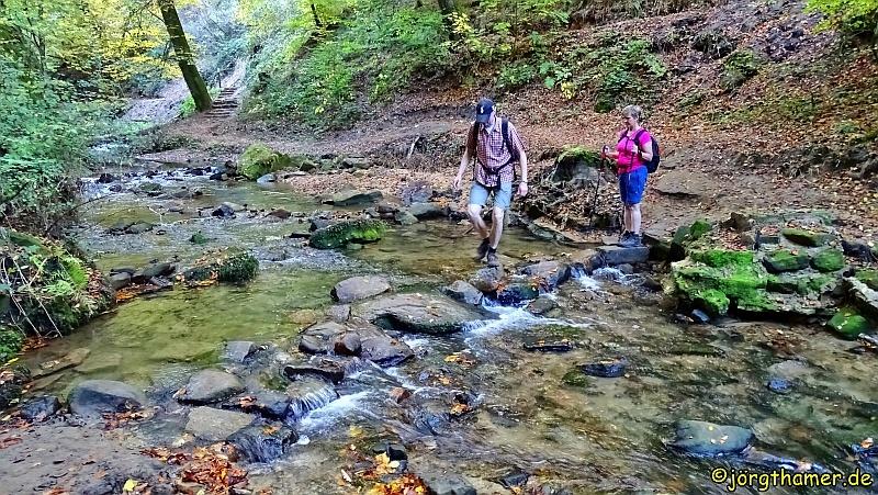 """Abenteuer """"Kleine luxemburgische Schweiz"""""""