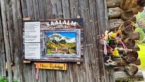 Glemmtal und Pinzgauer Spaziergang - Saalalm