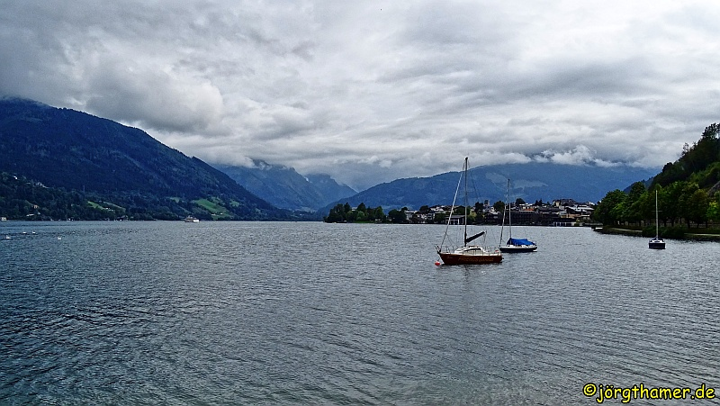 Zell am See - Seeblick
