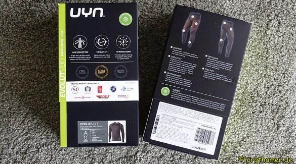UYN - Verpackung