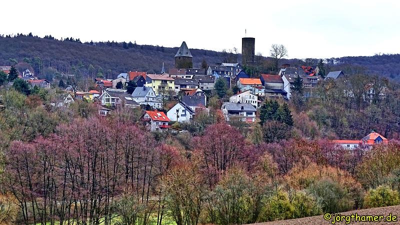 Wandern im Taunus - Altweilnau