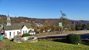 Die Kirche in Woffelsbach
