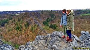 Aussichtspunkt Wilde Sarka