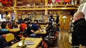 Informationsbesuch in der Graf-Stolberg-Hütte
