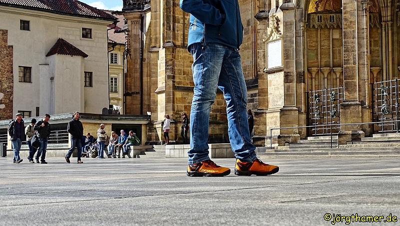 Wanderschuhe für die Stadt - Keen Venture