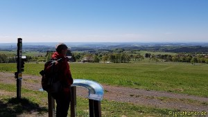 Bergmähwiesenpfad Aussicht
