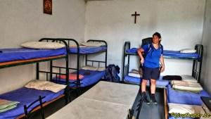 Pilgerstube im Kloster Zenaruzza