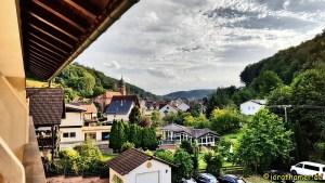 Wandern im Räuberland - Heimbuchenthal