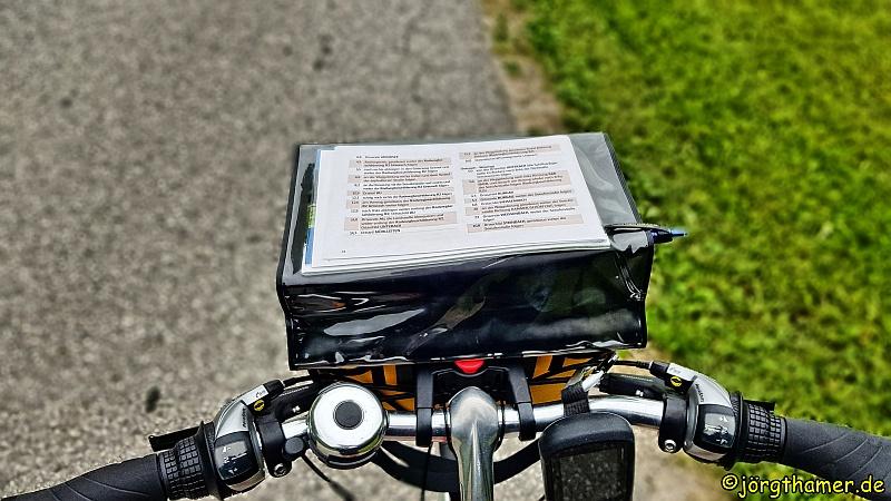 Eurobike Radreisen Routenbuch