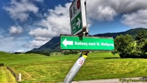 Routenmarkierung Eurobike Radreisen