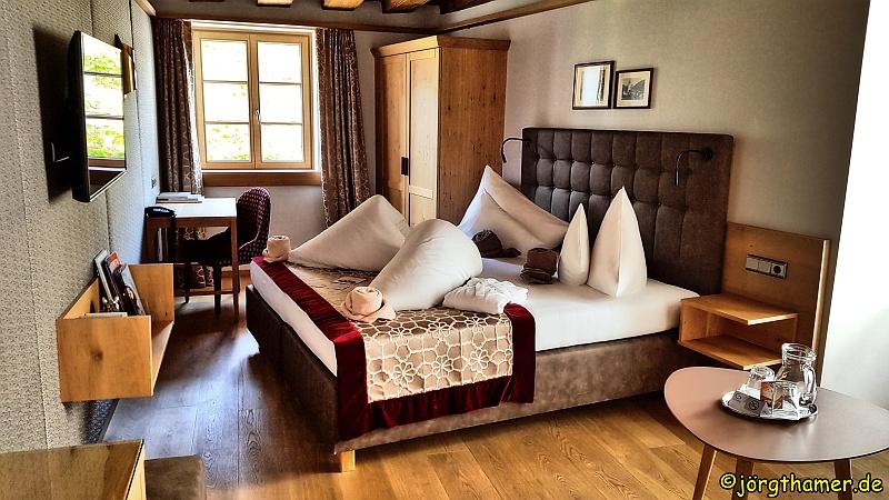 Zimmer Hotel Weisses Rössl in St. Wolfgang