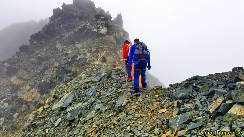 Albula-Alpen Scalettahorn