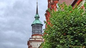 Isolatorenturm Postamt Schwerin