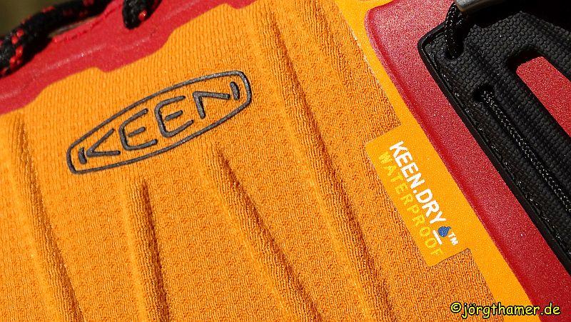 Keen Venture WP  orange